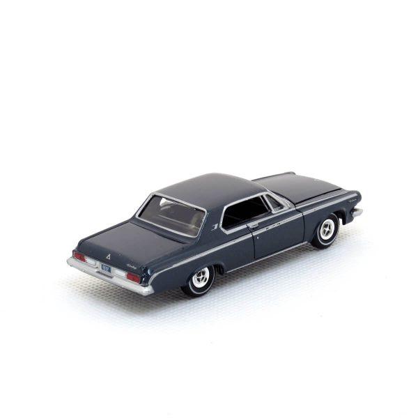 1963 Dodge Polara kovový model Auto World – M 1:64 (AW64032-1A)