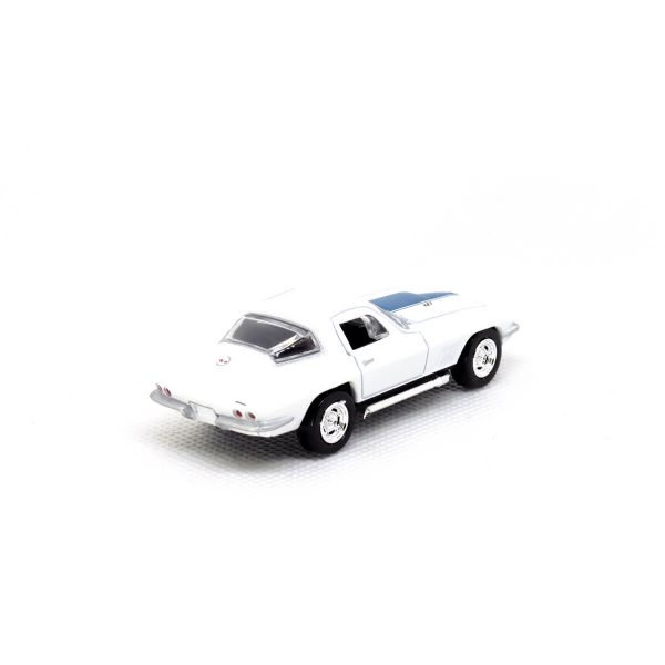 1967 Corvette 427 kovový model Auto World – M 1:64 (AW64021-1B)
