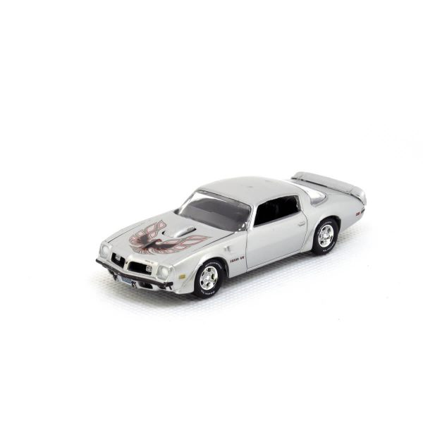 1975 Pontiac Firebird T/A kovový model Auto World – M 1:64 (AW64032-5A)