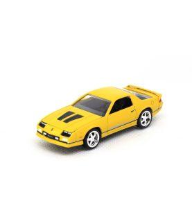 1987 Chevy Camaro Z28 IROC-Z kovový model AW – M 1:64 (AW64021-2B)