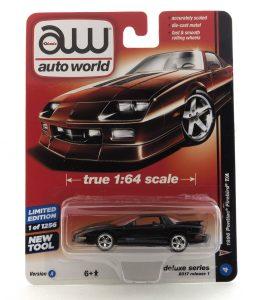 1996 Pontiac Firebird T/A kovový model Auto World – M 1:64 (AW64021-4A)