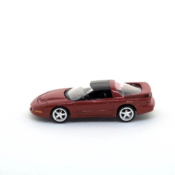 1996 Pontiac Firebird T/A kovový model Auto World – M 1:64 (AW64021-4B)