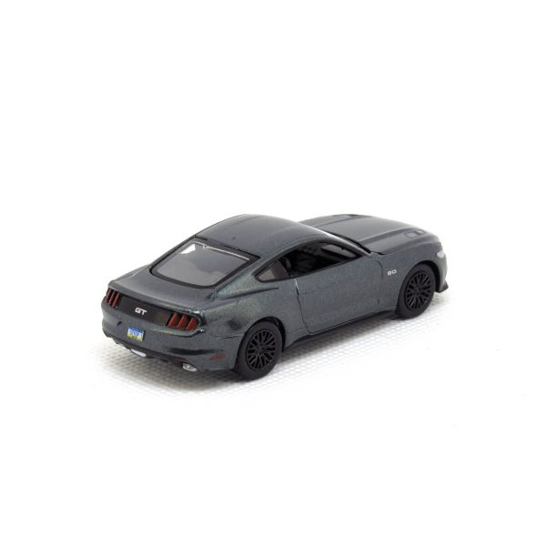 2015 Ford Mustang GT kovový model Auto World – M 1:64 (AW64032-6A)