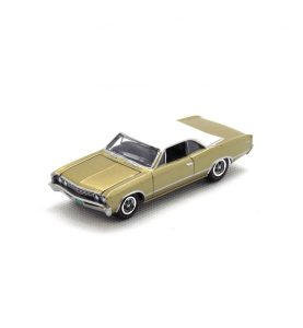 1967 Chevy Chevelle Malibu kovový model Johnny Lightning – M 1:64 (JLMC001-4A)