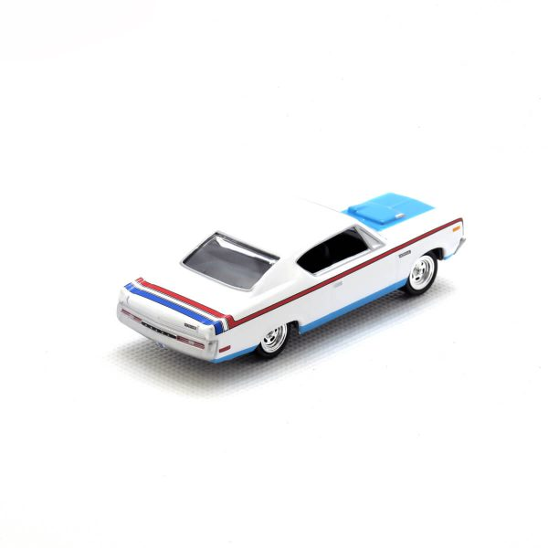 1970 AMC Rebel Machine kovový model Johnny Lightning – M 1:64 (JLMC001-1A)