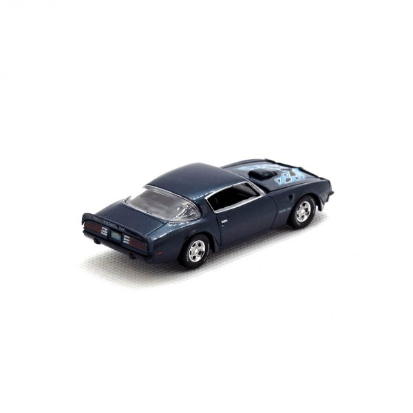 1975 Pontiac Firebird T/A kovový model Auto World – M 1:64 (AW64032-5B)