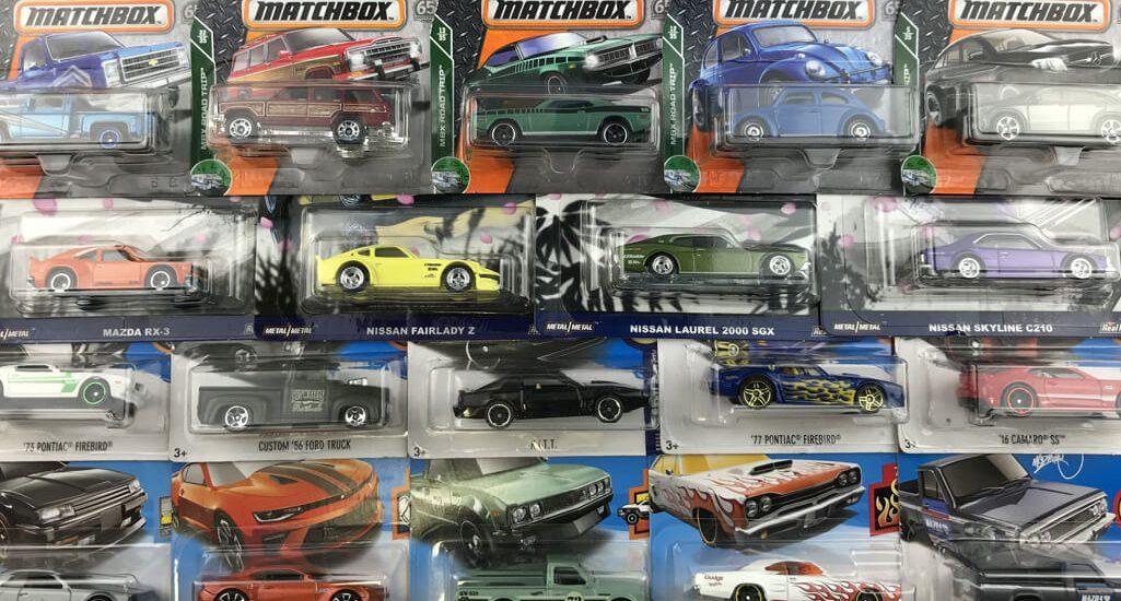 MATCHBOX a Hot Wheels naštartovali zbieranie modelov autíčok