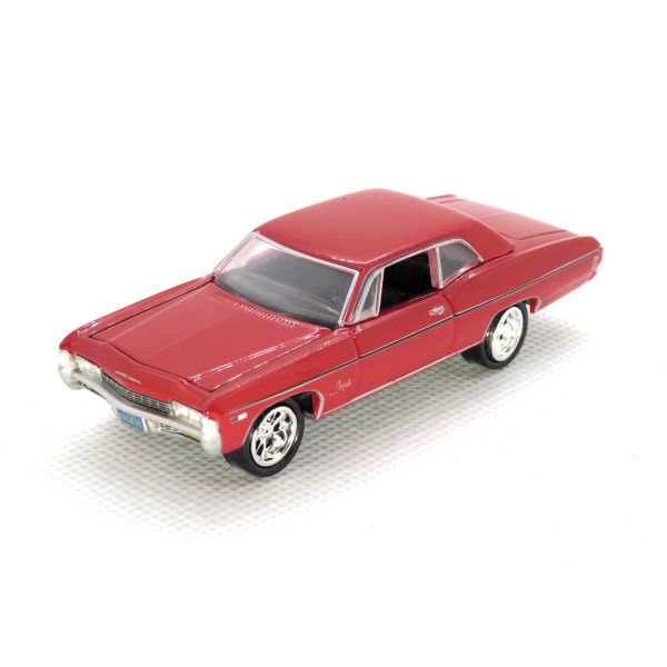 1968 Chevy Impala kovový model Johnny Lightning – M 1:64 (JLMC002-11A)