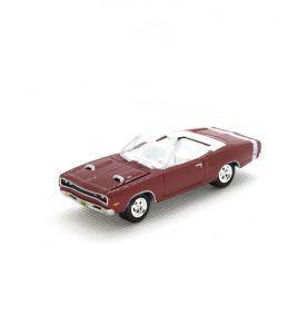 1969 Dodge Coronet R/T kovový model Johnny Lightning – M 1:64 (JLMC001-5B)