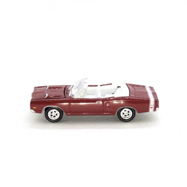 1969 Dodge Coronet R/T kovový model Johnny Lightning – M 1:64 (JLMC001-5B)