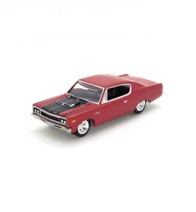 1970 AMC Rebel Machine kovový model Johnny Lightning – M 1:64 (JLMC001-1B)