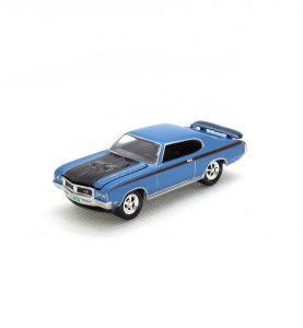 1971 Buick GSX kovový model Johnny Lightning – M 1:64 (JLMC001-2B)
